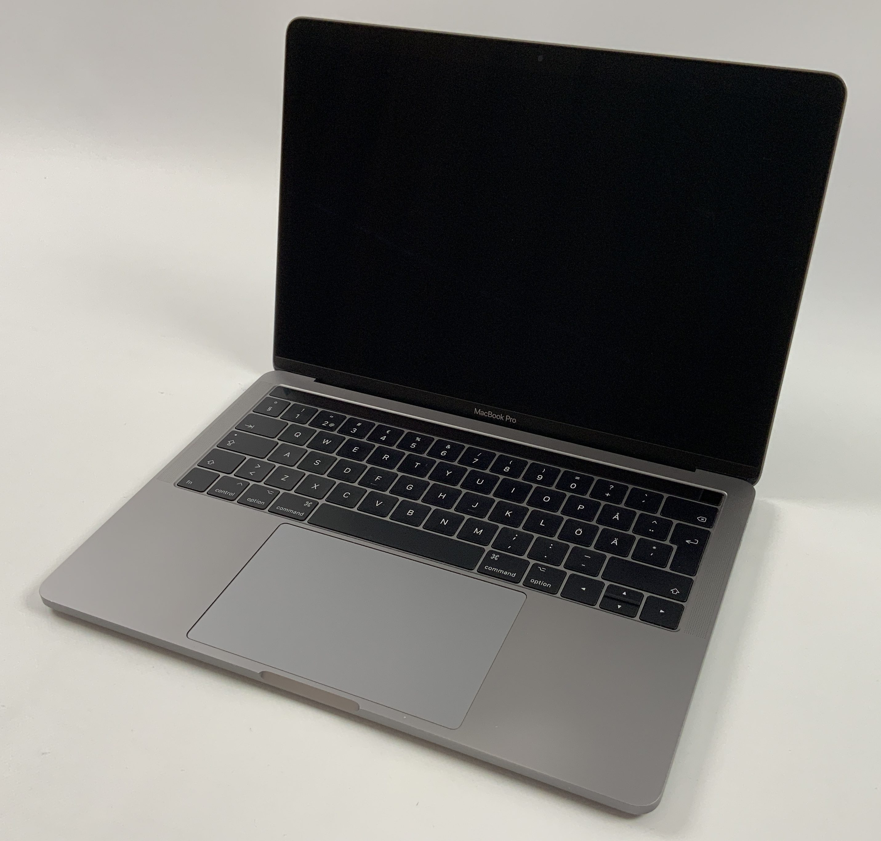 "MacBook Pro 13"" 4TBT Mid 2017 (Intel Core i5 3.1 GHz 8 GB RAM 512 GB SSD), Space Gray, Intel Core i5 3.1 GHz, 8 GB RAM, 512 GB SSD, Bild 1"