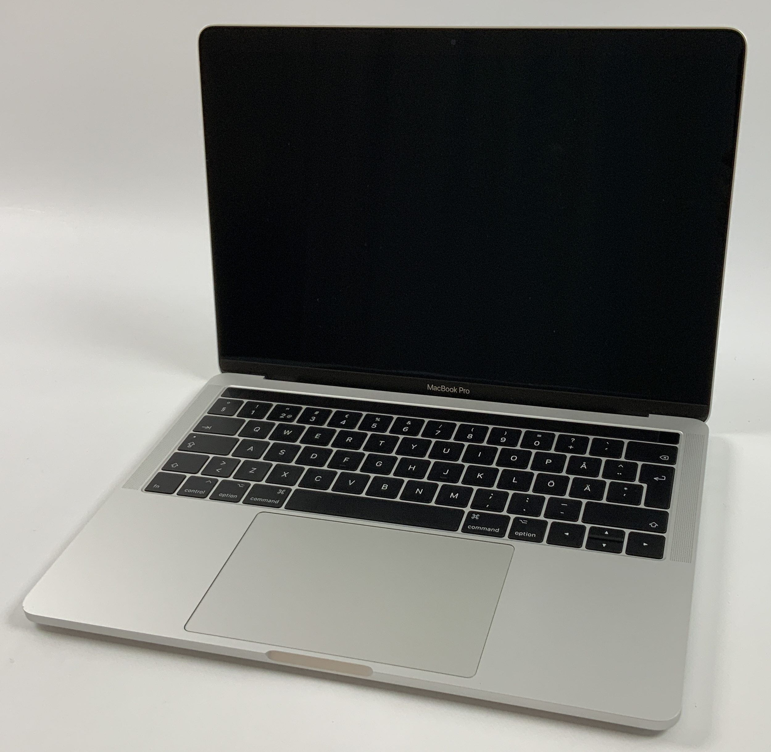 "MacBook Pro 13"" 4TBT Mid 2017 (Intel Core i5 3.1 GHz 8 GB RAM 512 GB SSD), Silver, Intel Core i5 3.1 GHz, 8 GB RAM, 512 GB SSD, imagen 1"