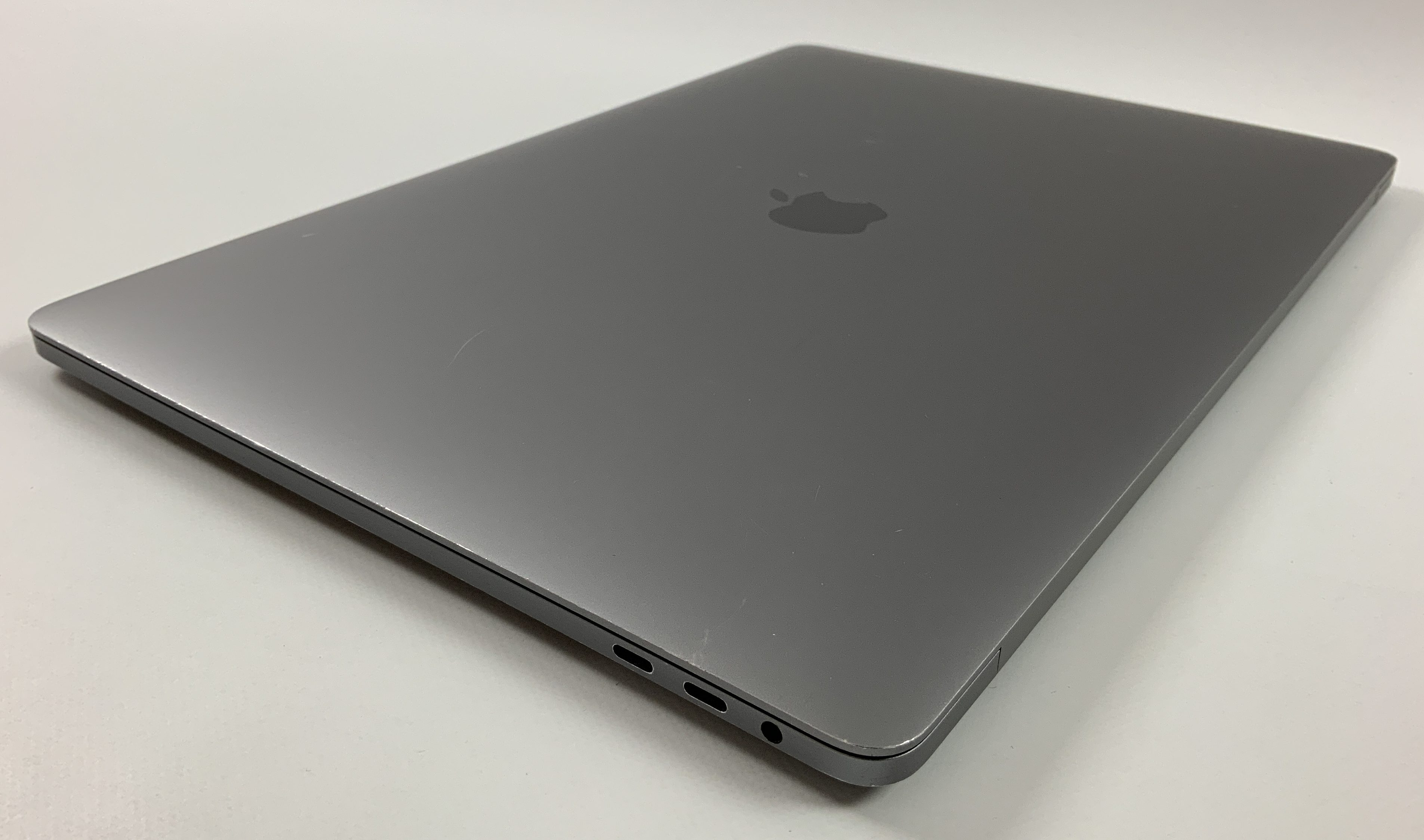 "MacBook Pro 15"" Touch Bar Mid 2018 (Intel 6-Core i7 2.6 GHz 16 GB RAM 512 GB SSD), Space Gray, Intel 6-Core i7 2.6 GHz, 16 GB RAM, 512 GB SSD, image 3"