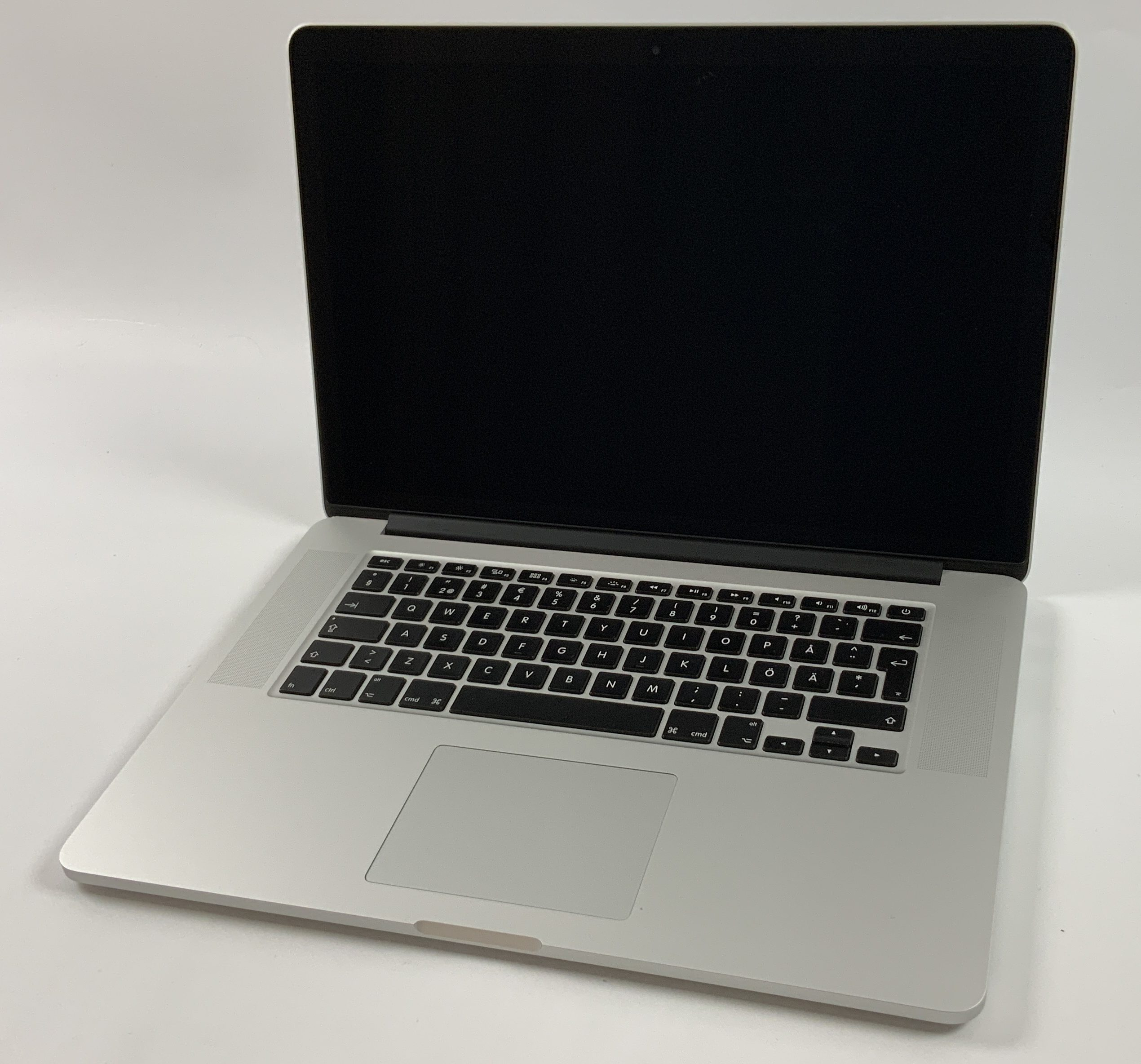 "MacBook Pro Retina 15"" Late 2013 (Intel Quad-Core i7 2.0 GHz 8 GB RAM 256 GB SSD), Intel Quad-Core i7 2.0 GHz, 8 GB RAM, 256 GB SSD, Kuva 1"