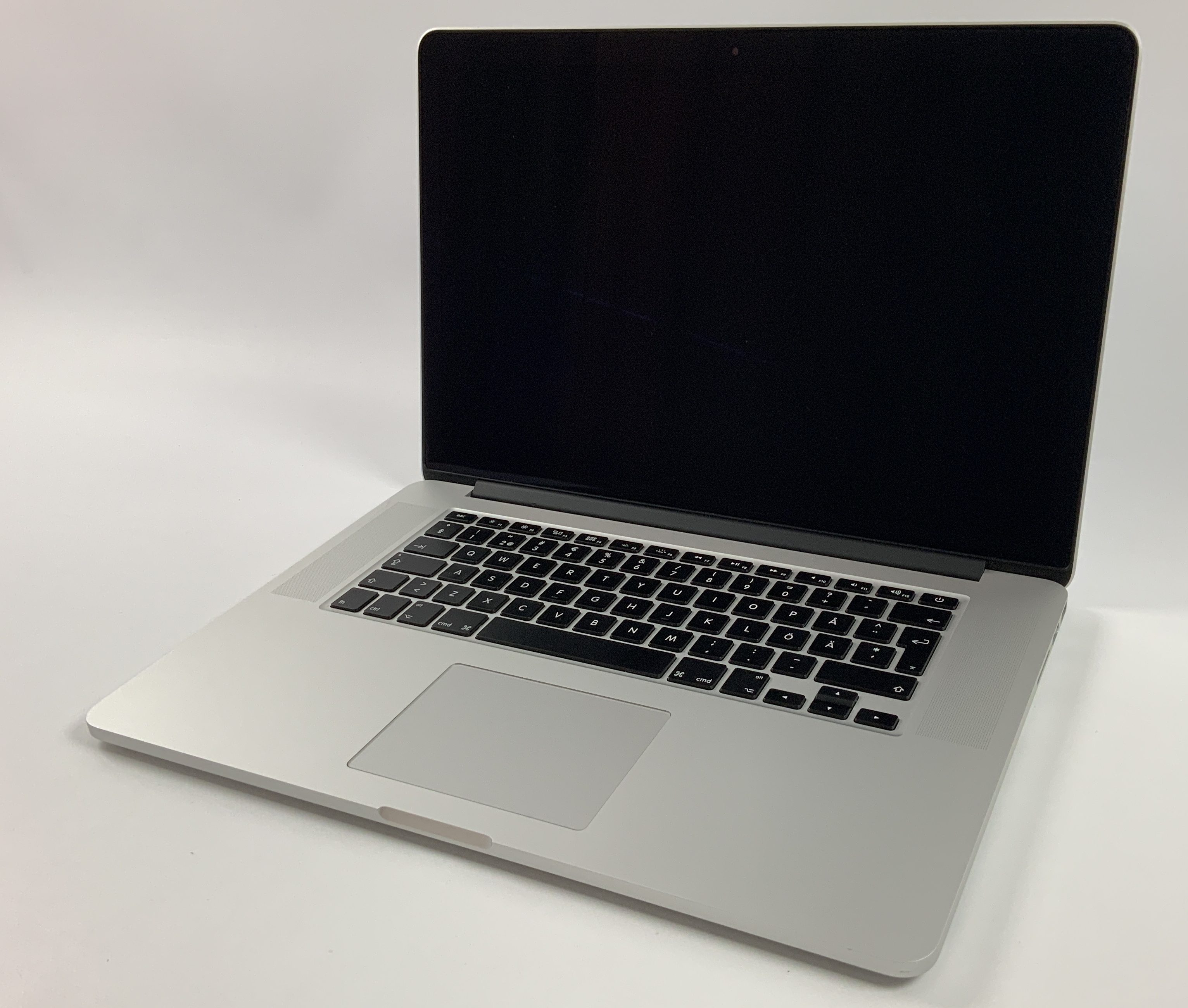 "MacBook Pro Retina 15"" Mid 2015 (Intel Quad-Core i7 2.2 GHz 16 GB RAM 1 TB SSD), Intel Quad-Core i7 2.2 GHz, 16 GB RAM, 1 TB SSD, obraz 1"