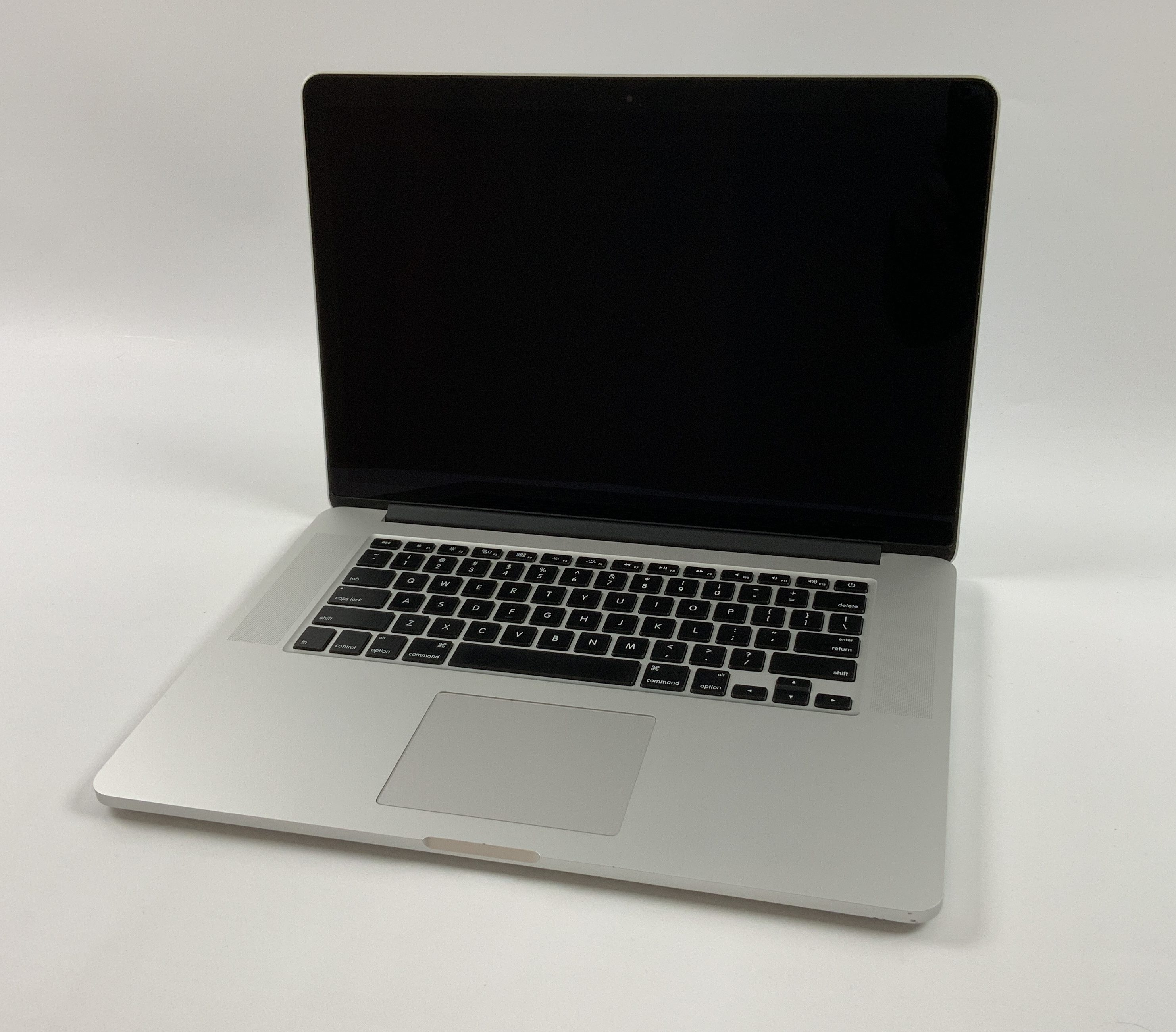 "MacBook Pro Retina 15"" Mid 2015 (Intel Quad-Core i7 2.2 GHz 16 GB RAM 256 GB SSD), Intel Quad-Core i7 2.2 GHz, 16 GB RAM, 256 GB SSD, obraz 1"