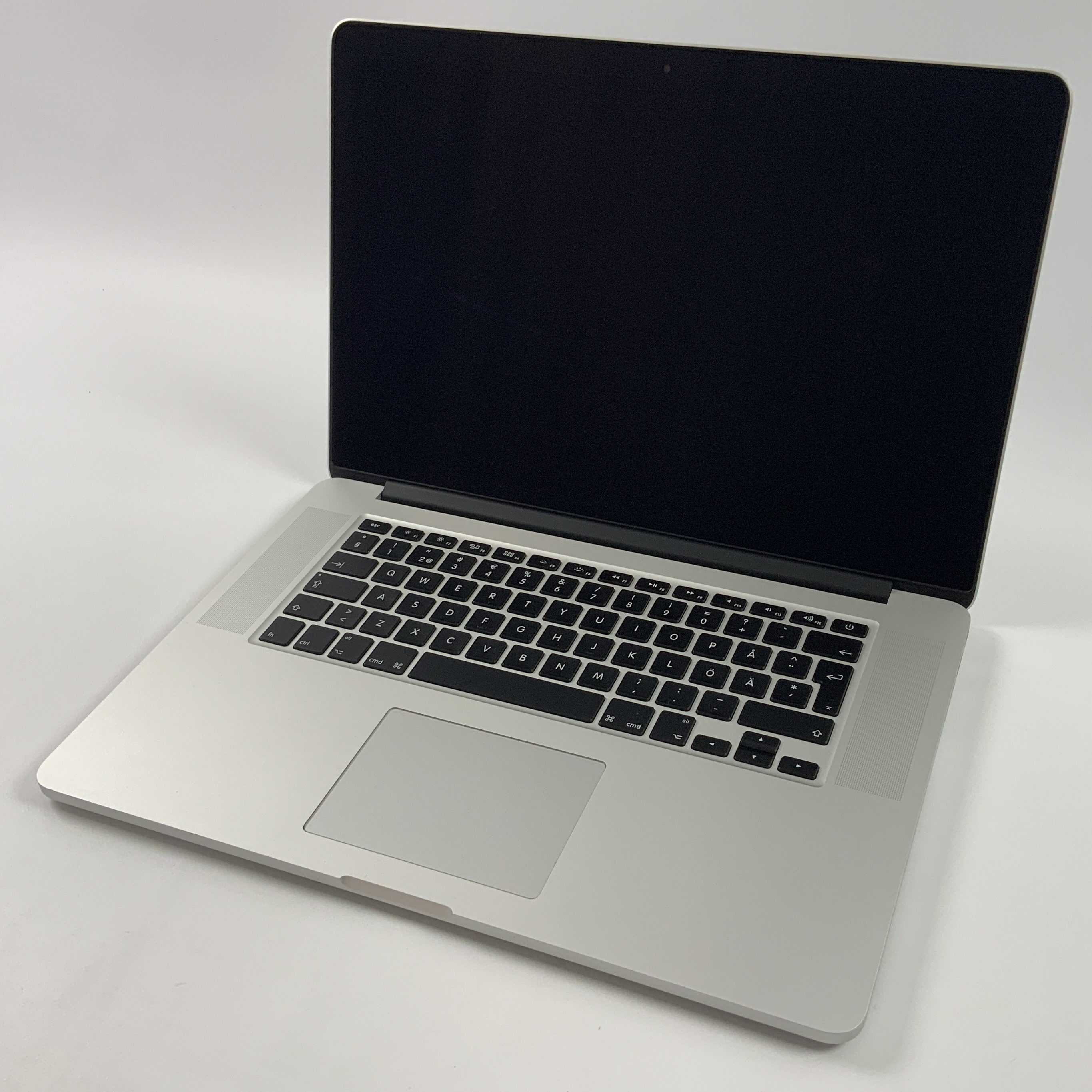"MacBook Pro Retina 15"" Mid 2015 (Intel Quad-Core i7 2.2 GHz 16 GB RAM 256 GB SSD), Intel Quad-Core i7 2.2 GHz, 16 GB RAM, 256 GB SSD, image 1"