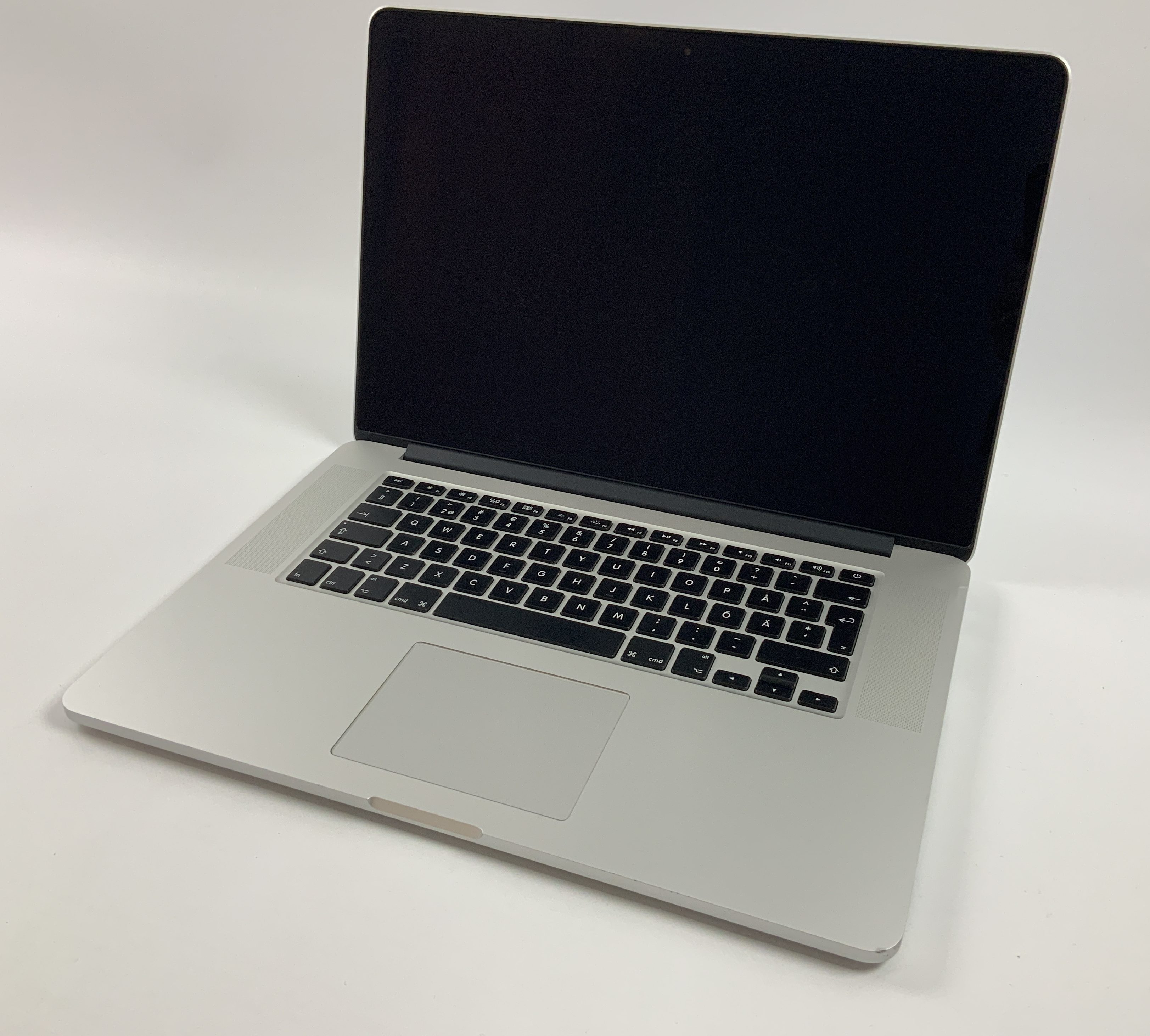 "MacBook Pro Retina 15"" Mid 2015 (Intel Quad-Core i7 2.8 GHz 16 GB RAM 512 GB SSD), Intel Quad-Core i7 2.8 GHz, 16 GB RAM, 512 GB SSD, Bild 1"
