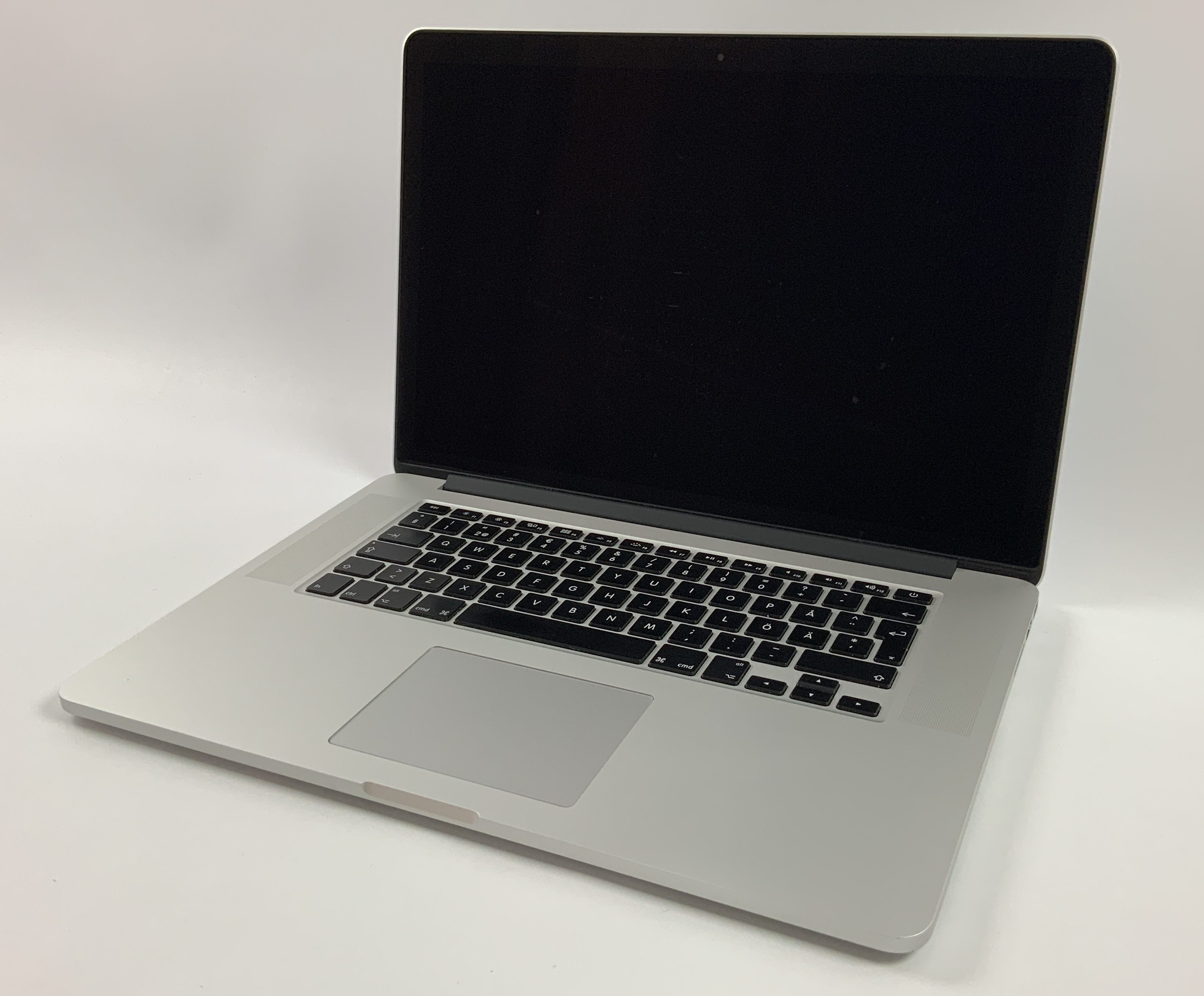 "MacBook Pro Retina 15"" Mid 2015 (Intel Quad-Core i7 2.8 GHz 16 GB RAM 512 GB SSD), Intel Quad-Core i7 2.8 GHz, 16 GB RAM, 512 GB SSD, immagine 1"