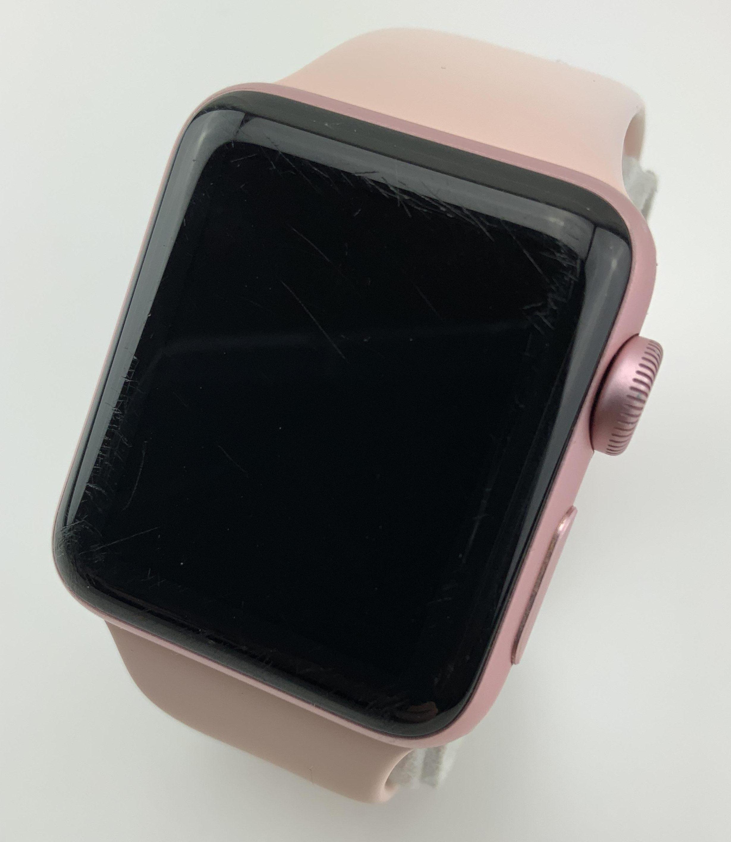 Watch Series 2 Aluminum (38mm), Rose Gold, Pink Sand Sport Band, Bild 1