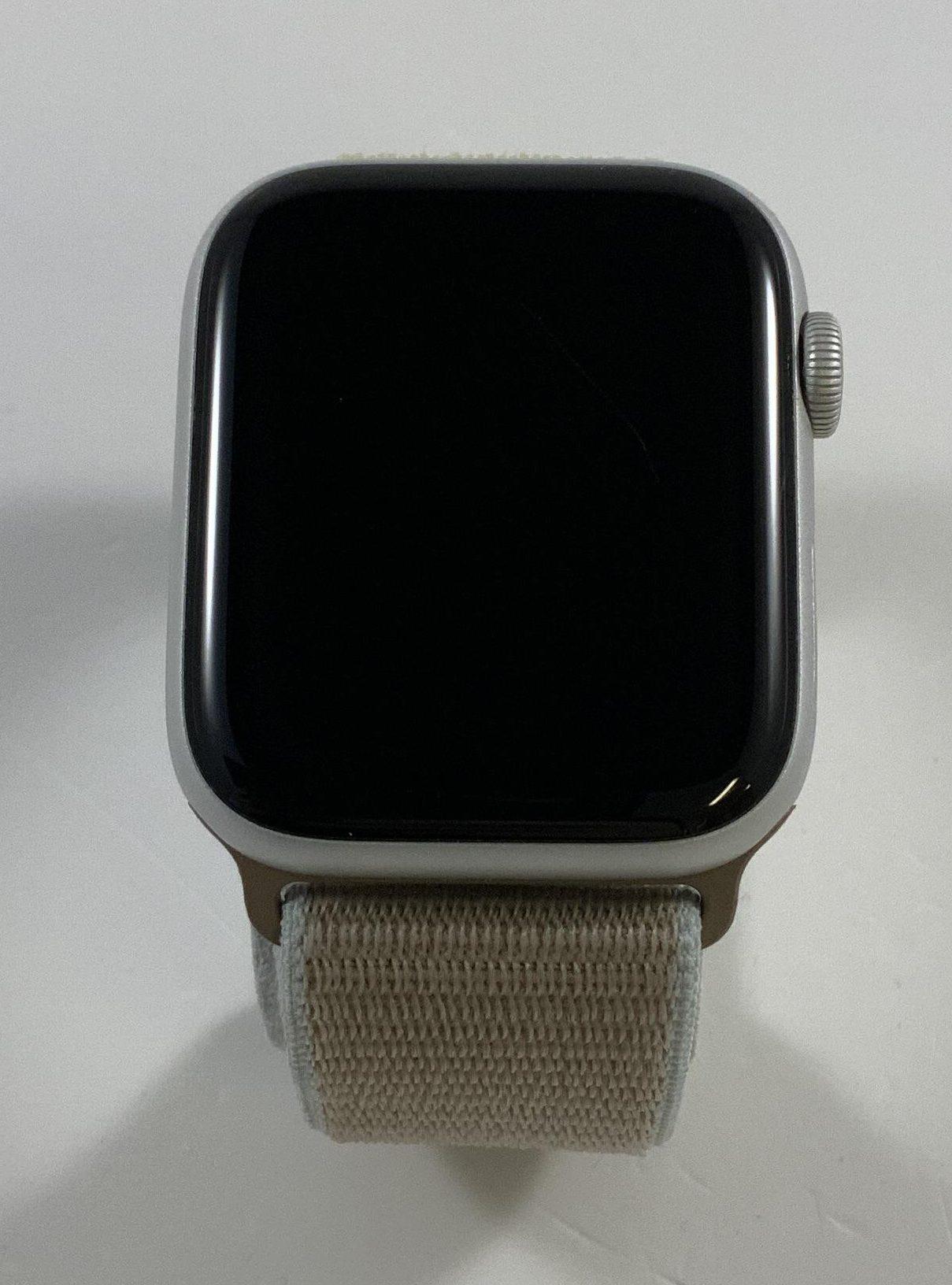 Watch Series 5 Aluminum (44mm), Silver, Afbeelding 1