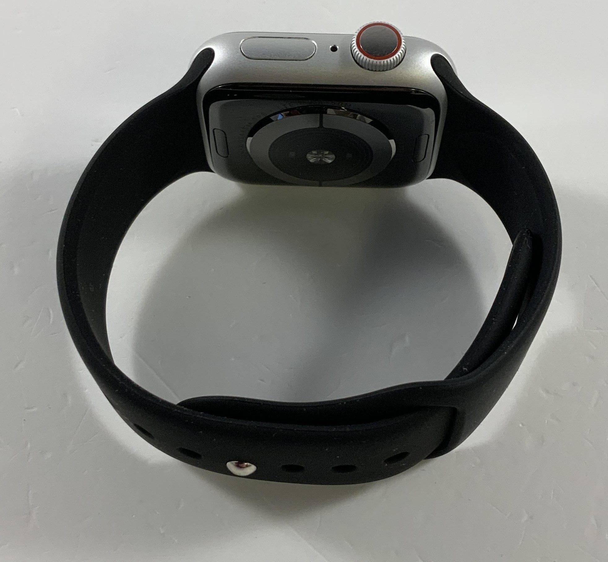 Watch Series 5 Aluminum Cellular (40mm), Silver, immagine 3