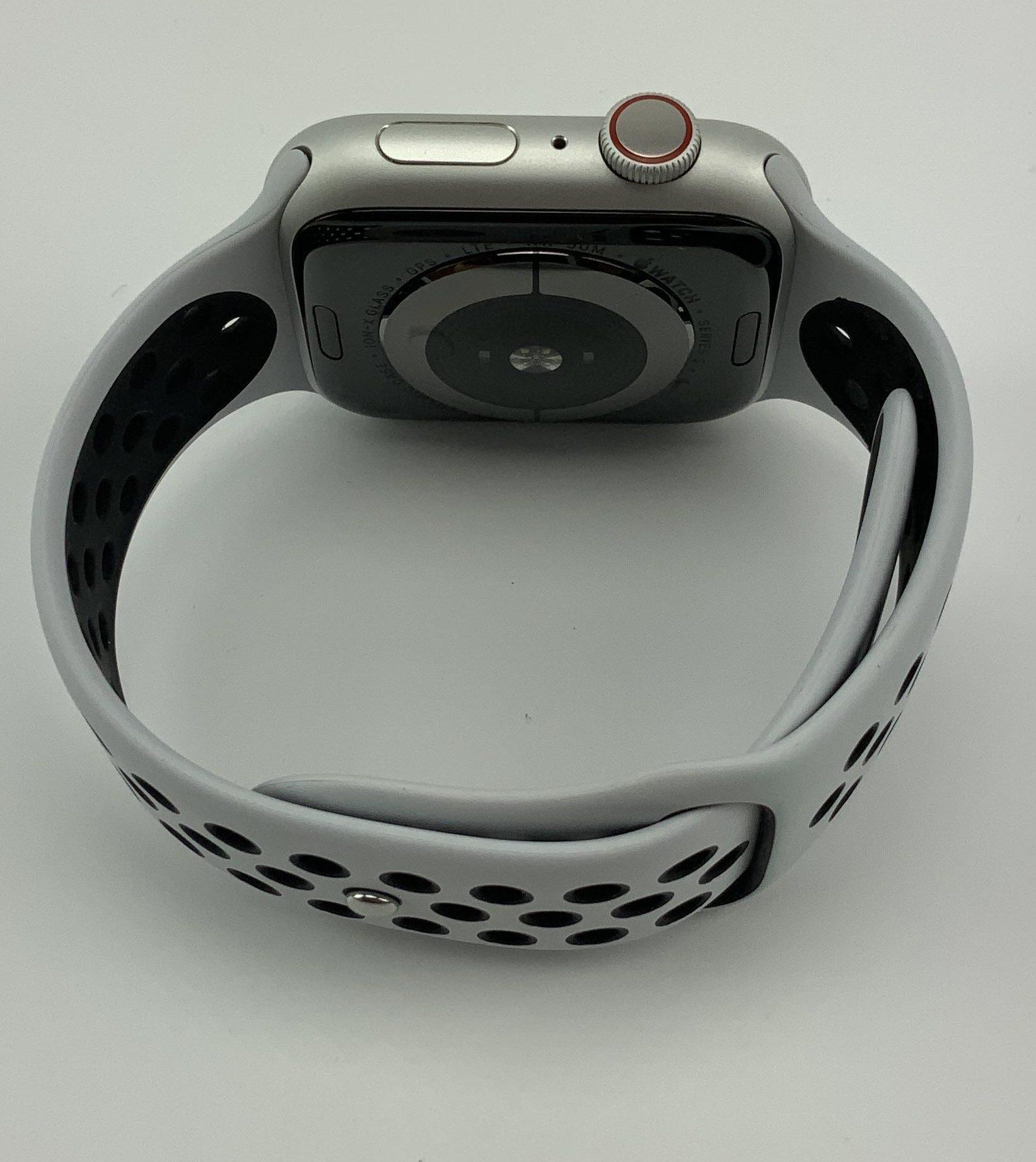 Watch Series 5 Aluminum Cellular (44mm), Silver, immagine 2