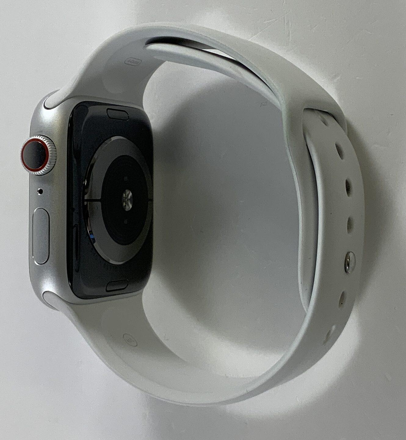 Watch Series 5 Aluminum Cellular (44mm), Silver, bild 3