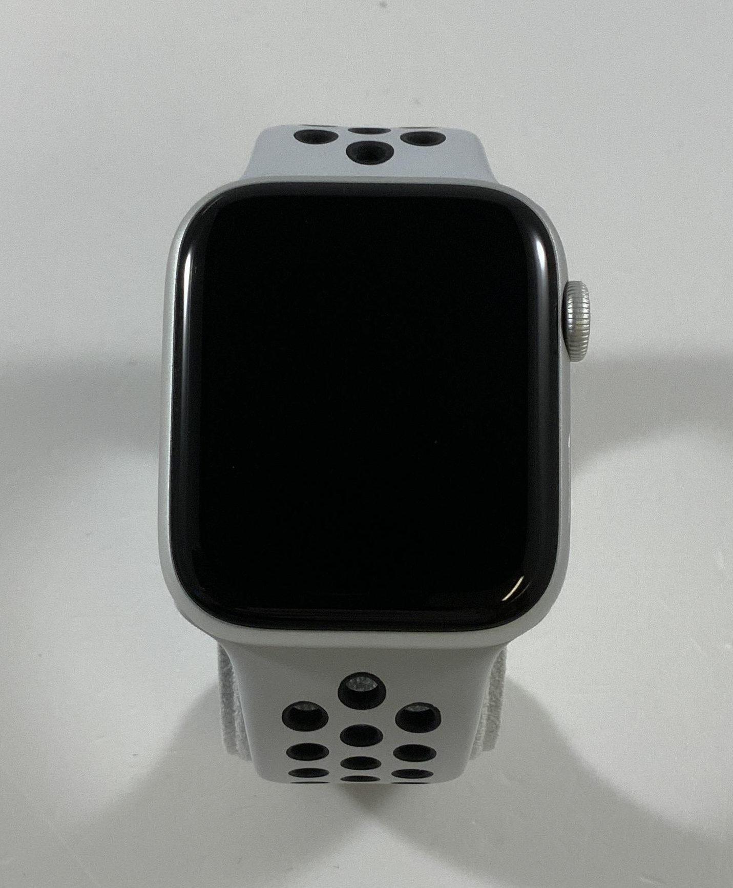 Watch Series 5 Aluminum Cellular (44mm), Silver, obraz 1