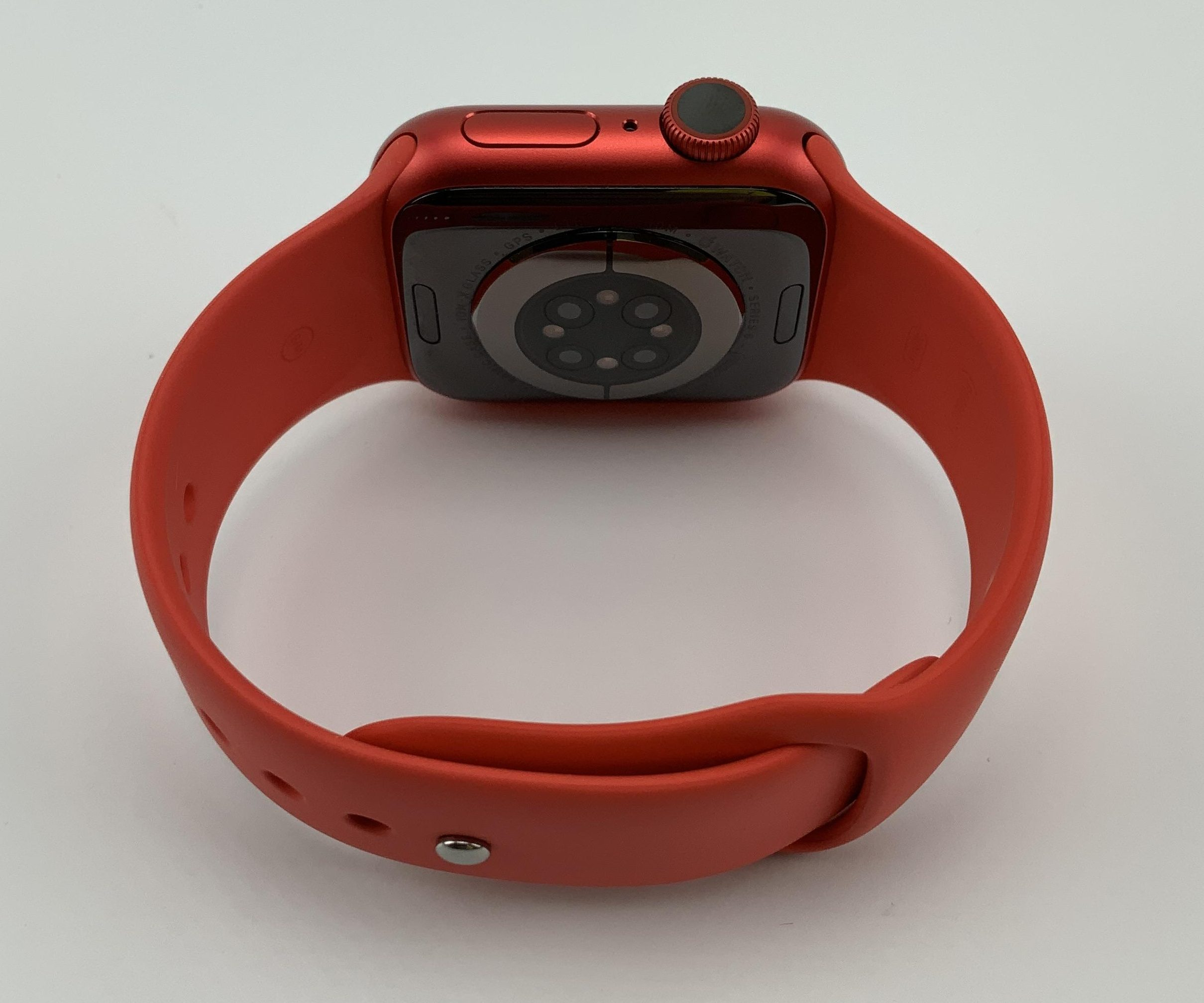 Watch Series 6 Aluminum Cellular (40mm), Red, image 2