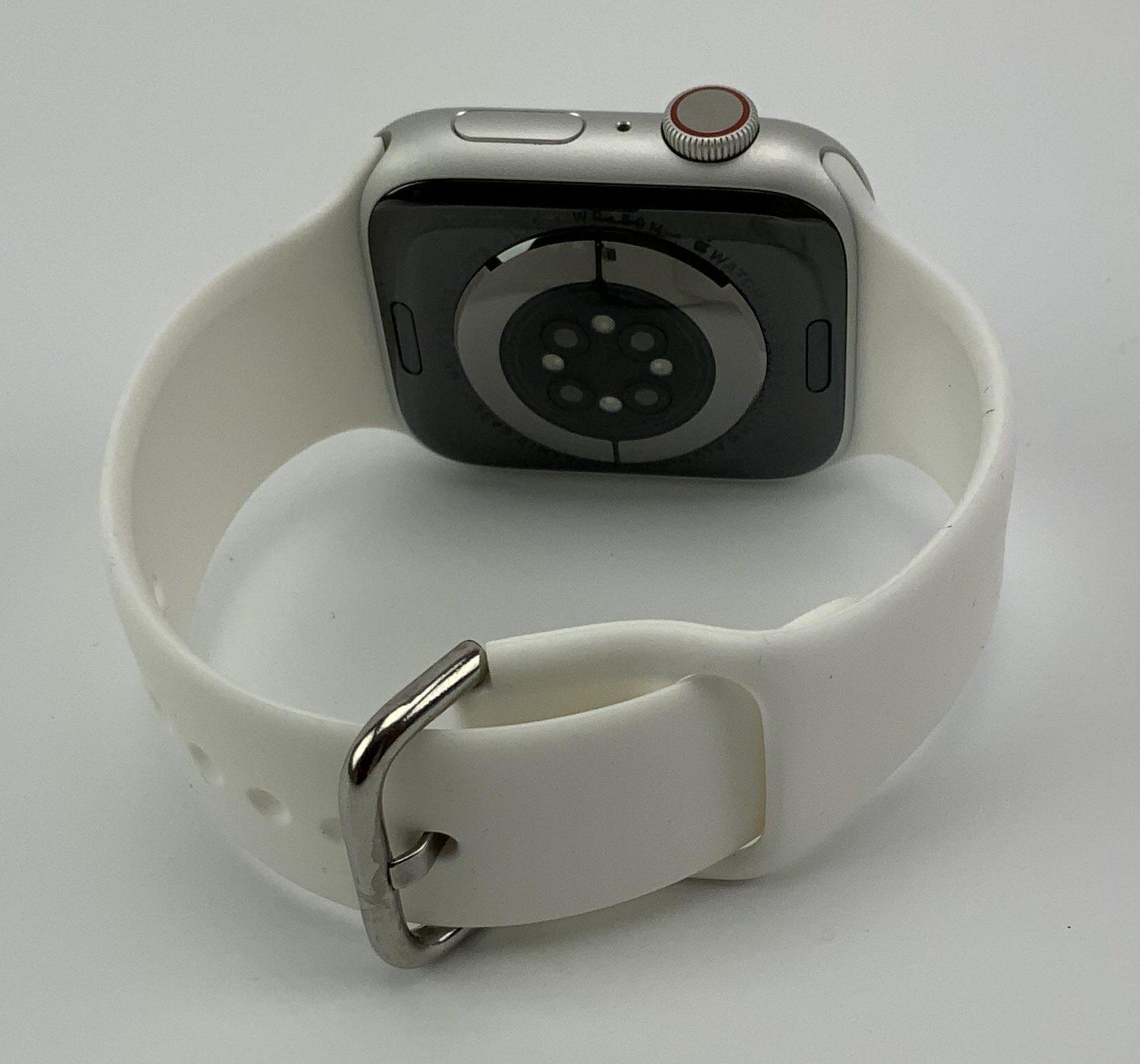 Watch Series 6 Aluminum Cellular (44mm), Silver, Afbeelding 3