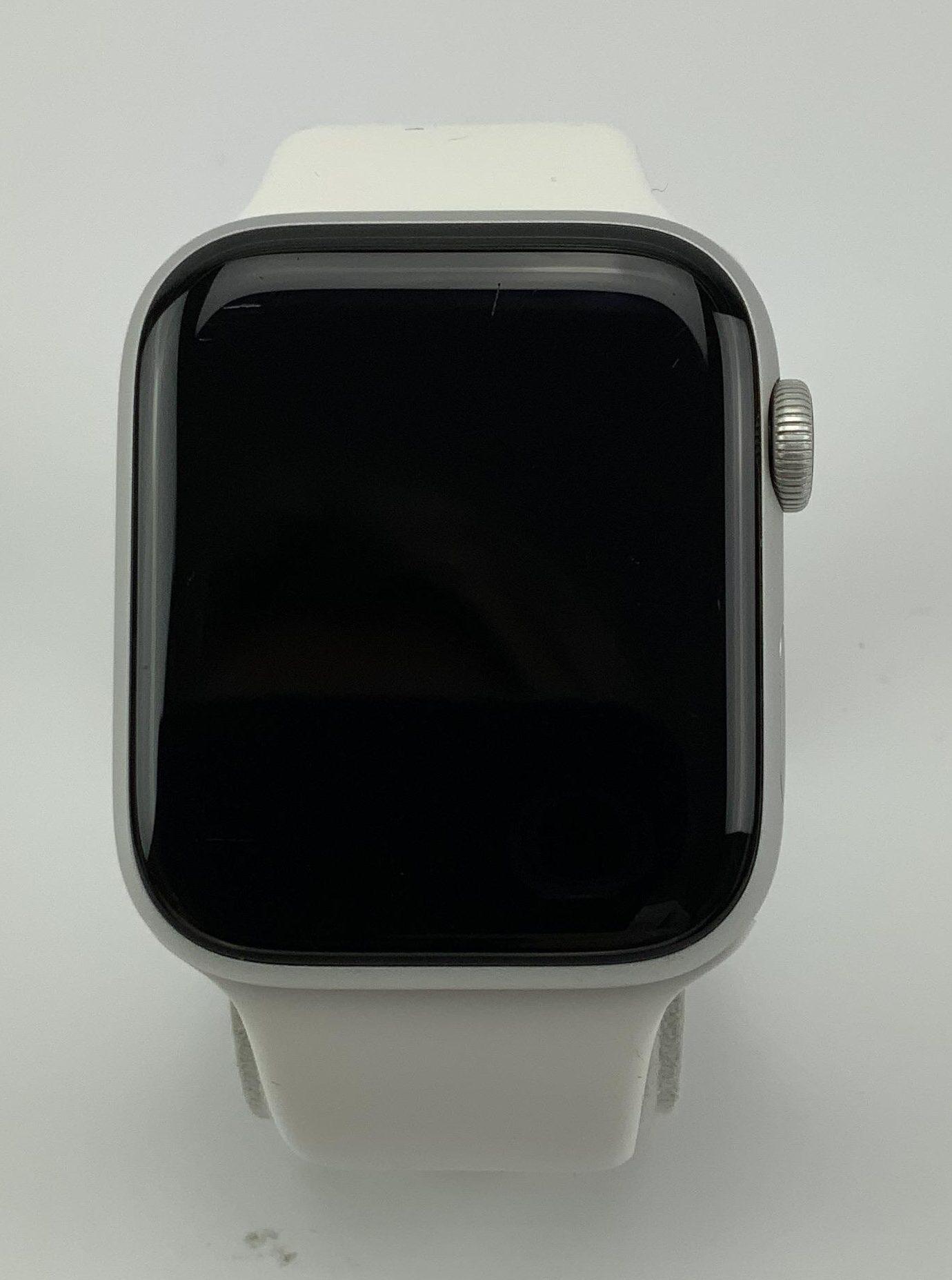 Watch Series 6 Aluminum Cellular (44mm), Silver, Afbeelding 1