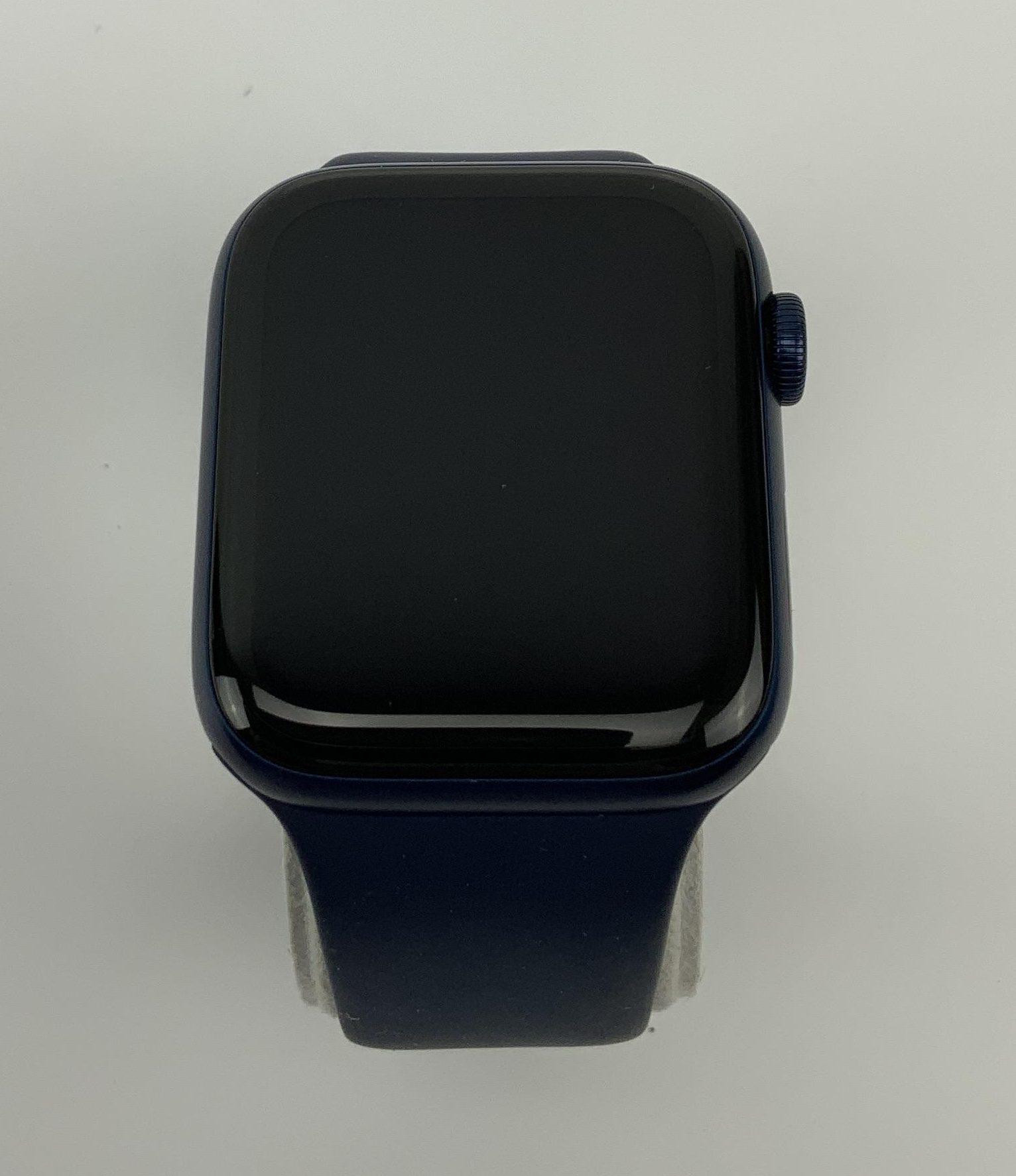Watch Series 6 Aluminum Cellular (44mm), Blue, Bild 1