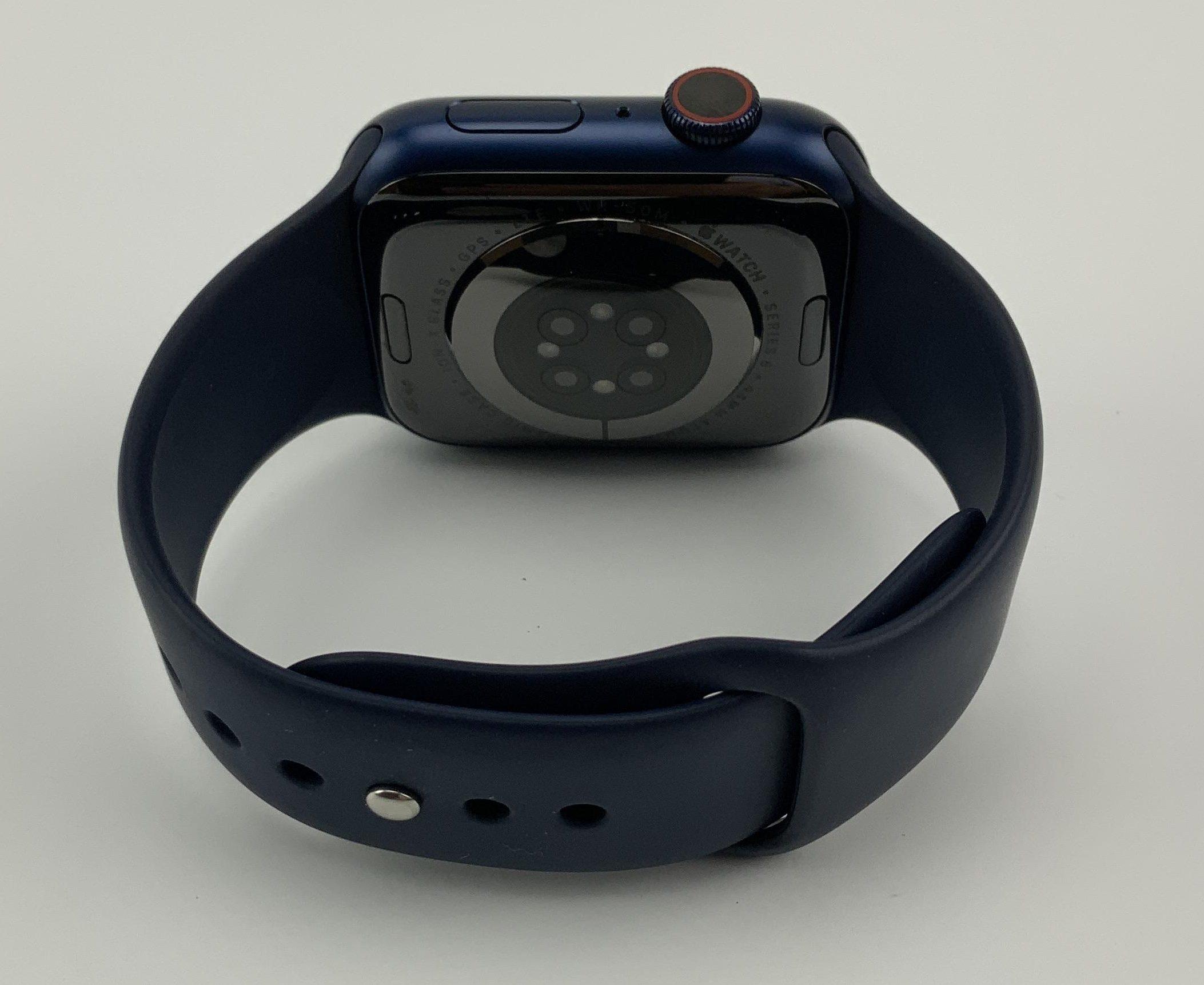 Watch Series 6 Aluminum Cellular (44mm), Blue, Bild 2
