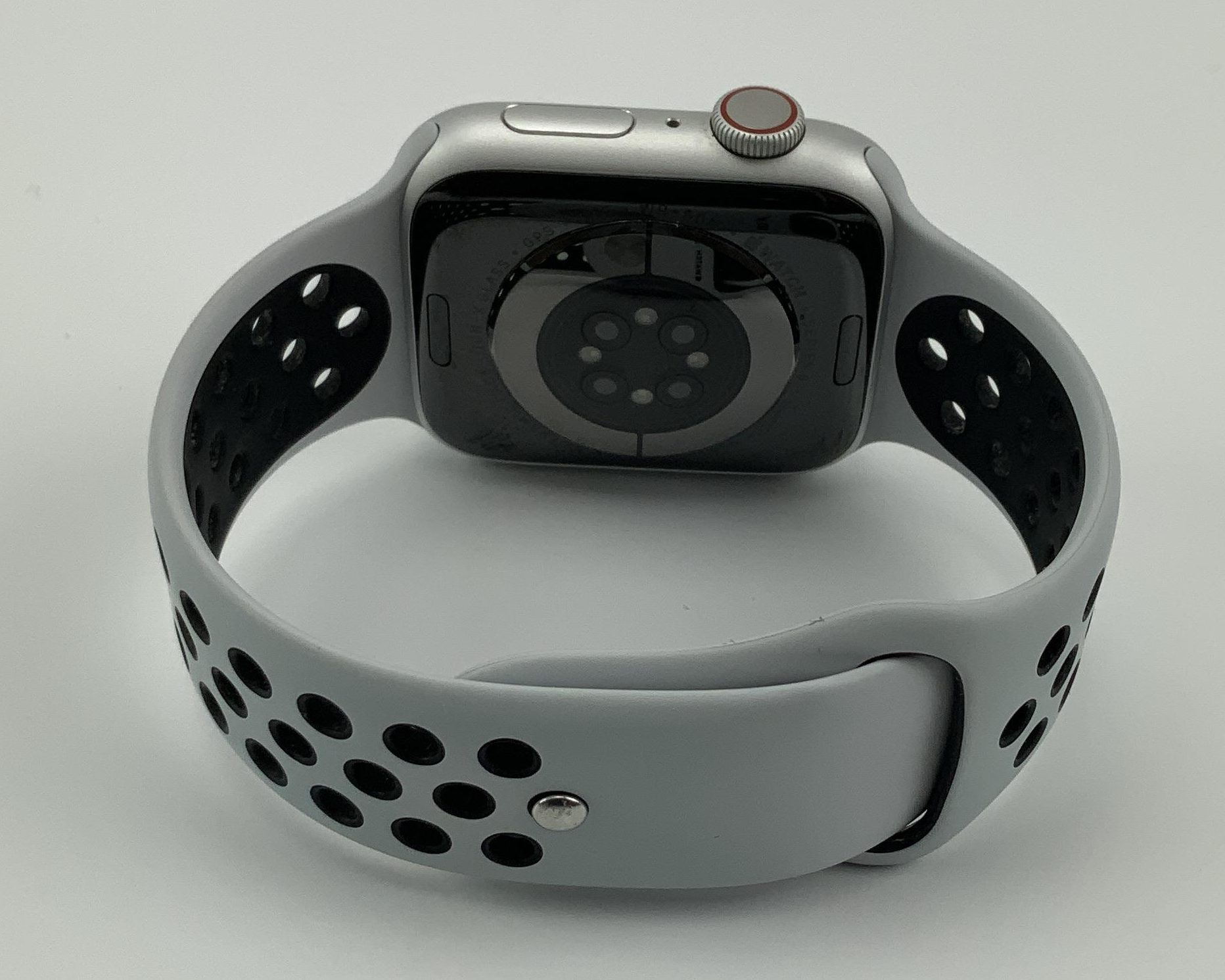 Watch Series 6 Aluminum Cellular (44mm), Silver, immagine 3