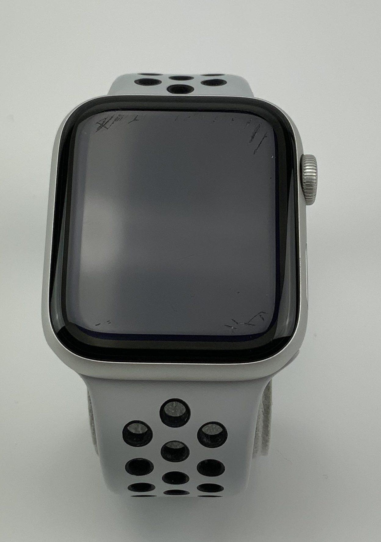 Watch Series 6 Aluminum Cellular (44mm), Silver, immagine 1
