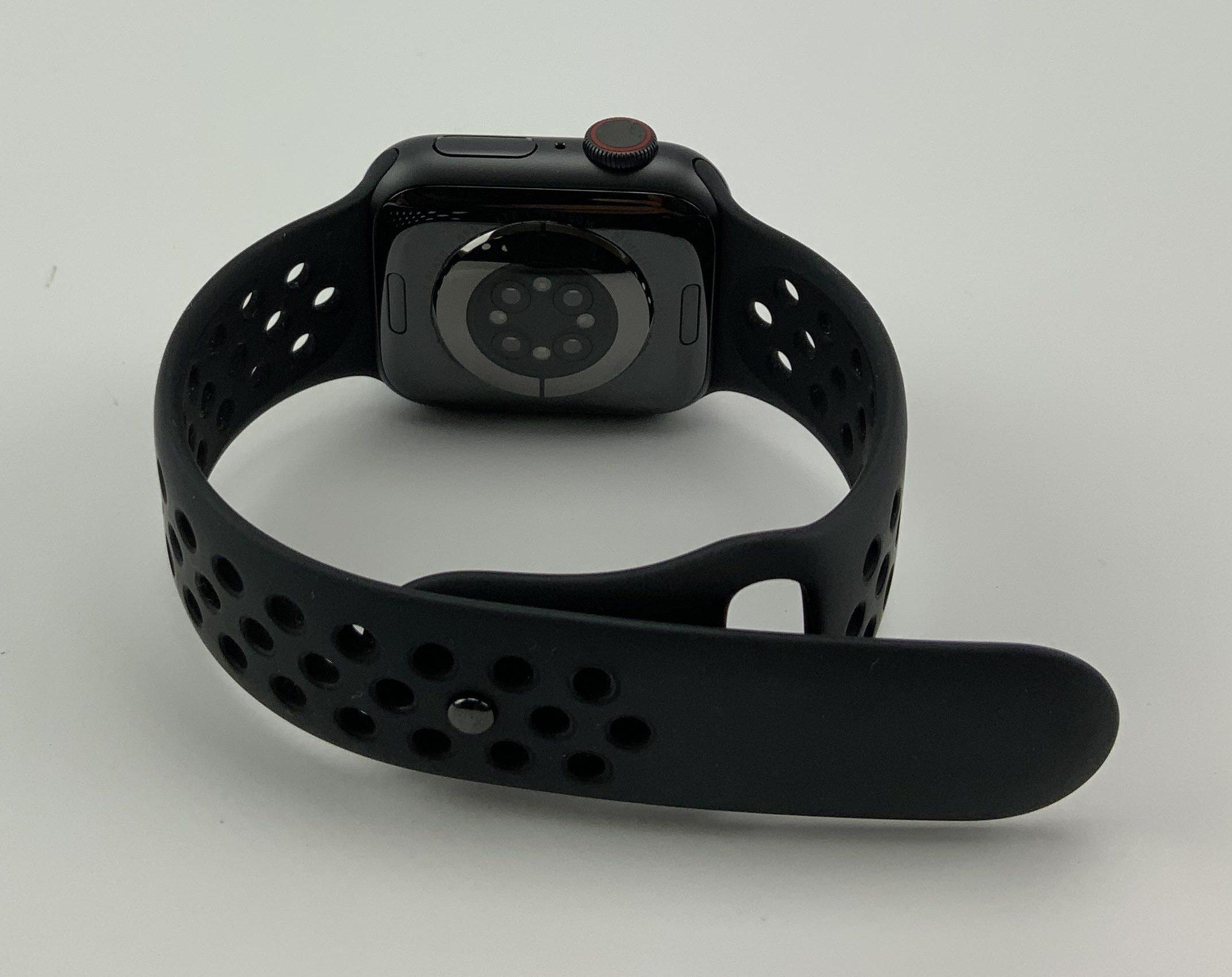 Watch Series 6 Steel Cellular (40mm), Space Black, obraz 2